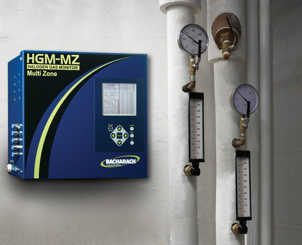 Single Zone Gas Leak Detector