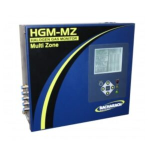 Multi-Zone Gas Leak Detectors
