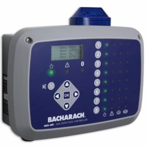 MGS-400 Series Gas Detection Controllers