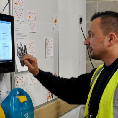 On Site Data Manager Repair